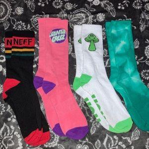 Long Sock Lot